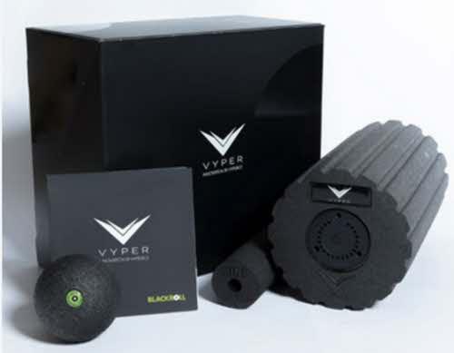 Blackroll 174 2 0 Vyper Quot Vibrerende Foam Roller Quot By Hyperice